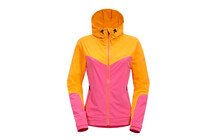 Vaude Women's Fisk Jacket azalee/sunset
